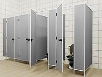 Туалетные перегородки для санузлов