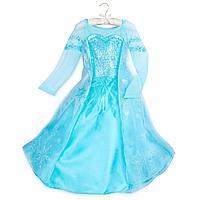 Карнавальное платье принцессы Эльзы Disney