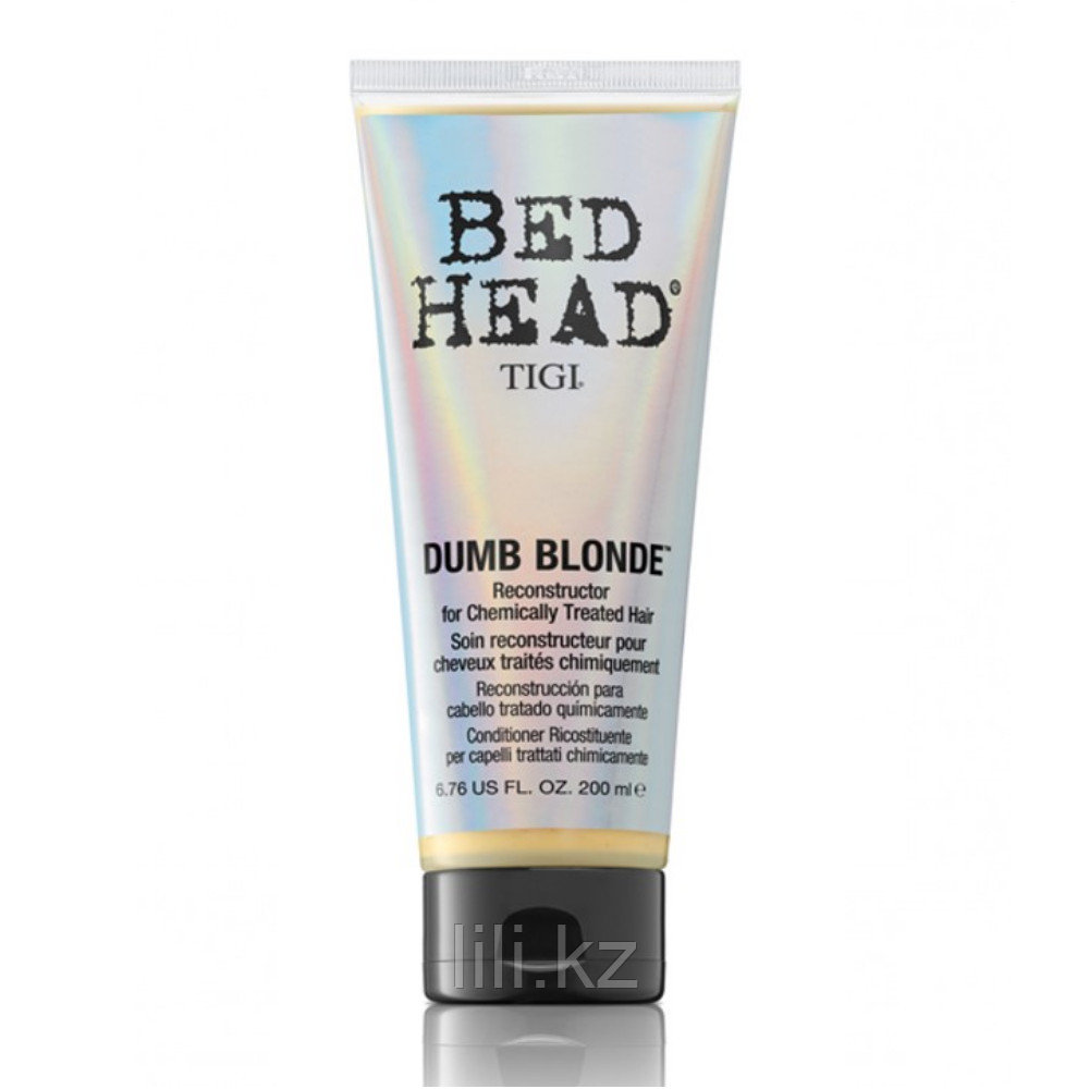 Кондиционер-маска для блондинок - Bed Head Dumb Blonde 200 мл.