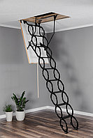 Чердачная лестница 70х80х290 см, фото 1
