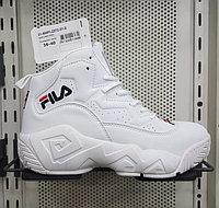 Кроссовки Fila MB Jamal Mashburn Retro white размеры 36-44