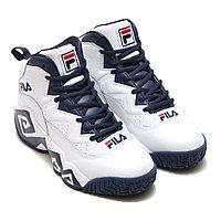 Кроссовки Fila MB Jamal Mashburn Retro white размеры 40-44