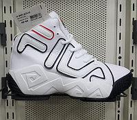Кроссовки Fila MB Jamal Mashburn Retro white размеры 40-46