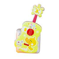 """LED ночник в розетку """"Гитара"""", желтый"""