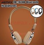 Bluetooth headphone RB-200HB, фото 2