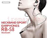 Sporty bluetooth earphone RB-S8, фото 7