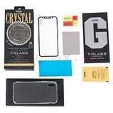 Защитный набор Crystal GL-08 для Samsung Note 8, фото 9