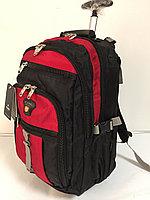 Школьный рюкзак LOKING на 2-х колесах, 5-9-й класс.Высота 51 см, ширина 34 см,глубина 22 см., фото 1