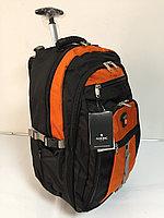 Дорожный рюкзак на колесах LOKING. 50 литров. Высота 58 см, длина 37 см, ширина 24 см.