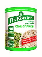 Хлебцы Dr.Korner «Семь злаков»