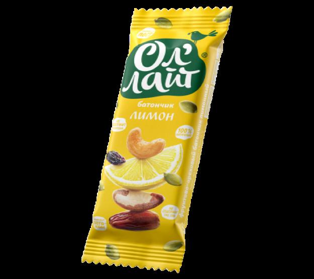 """Батончик Ол Лайт """"Лимон"""""""