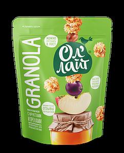 """Гранола """"Ол Лайт"""" с фруктами и орехами"""