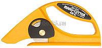 Нож OLFA для напольных покрытий с круговым лезвием, 45мм