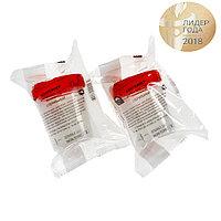 Контейнер для биопроб 120 мл. полим., в индивидуальной упаковке, стерильный.