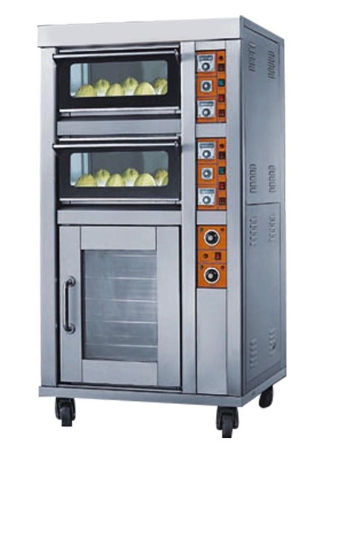 Жарочный шкаф для хлебных и кондитерских изделии+расстоечным шкафом
