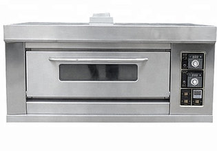 Жарочный шкаф (1 ярус,1 лист, элект.) + доставка по Алматы бесплатная