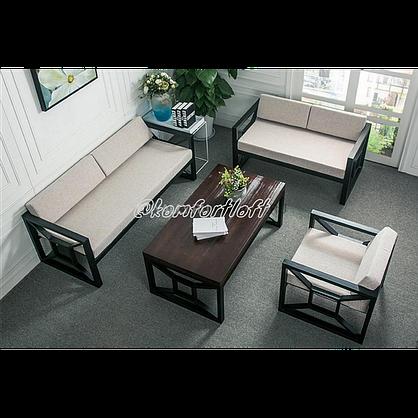 Комплект мебели в стиле Лофт, фото 3