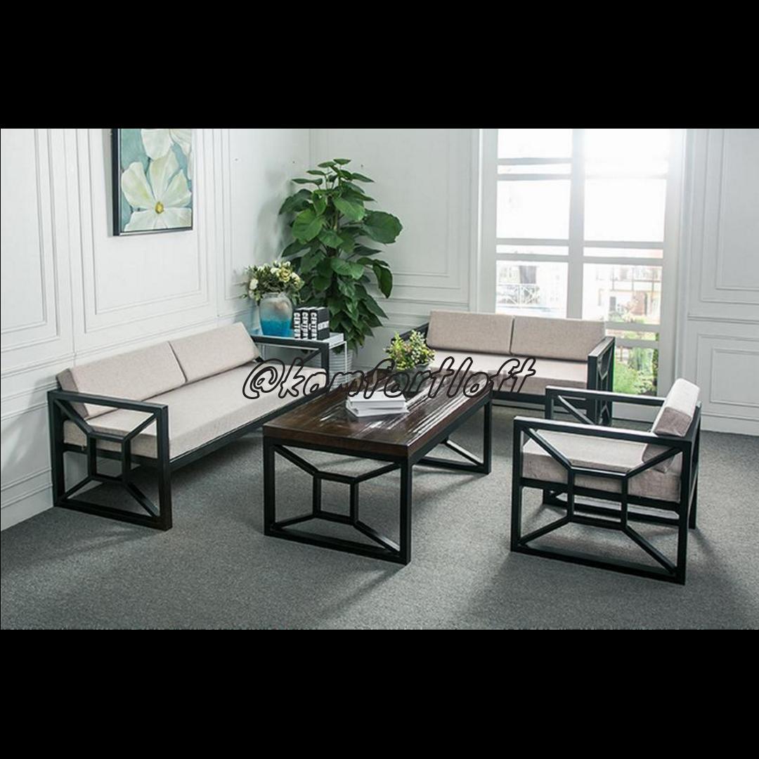 Комплект мебели в стиле Лофт