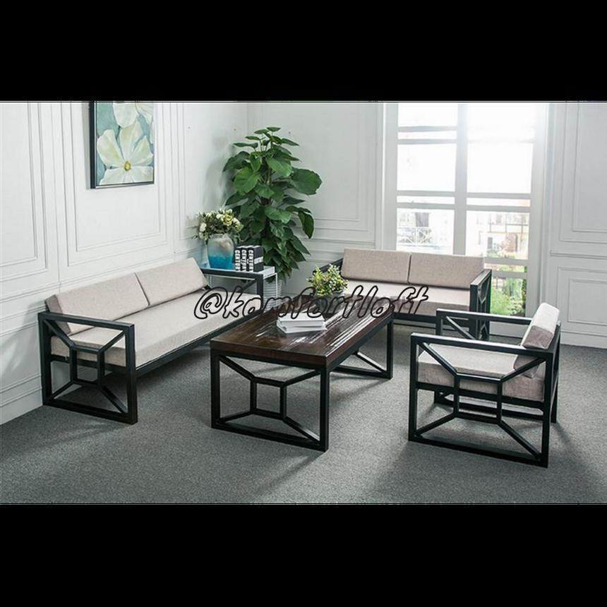 Комплект мебели в стиле Лофт, фото 2