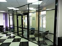 Алюминиевые двери на заказ
