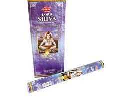 Благовония индийские HEM Lord Shiva Господь Шива