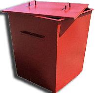 Контейнер металлический для ТБО 0,75 куб/м