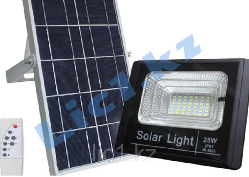 Прожектор на солнечной батарее светодиодный  SF1 25 Вт