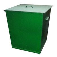 Контейнер металлический для ТБО 1,1 куб/м