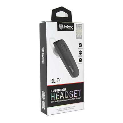 Гарнитура INKAX BL-01 Bluetooth, фото 2