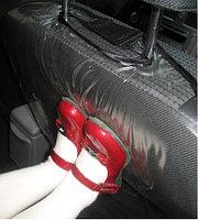 Защитный чехол передних сидений от детских ног, фото 1