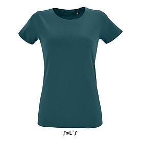 Футболка женская Regent Fit Women | Sols | Duck blue