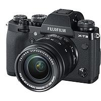 Цифровой фотоаппарат Fujifilm X-T3 kit (18-55mm f/2.8-4 R L M OIS) Black
