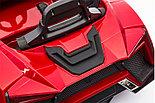 Электромобиль детский Lykan Hypersport, красный, фото 9