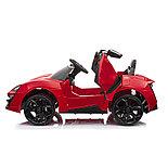 Электромобиль детский Lykan Hypersport, красный, фото 4