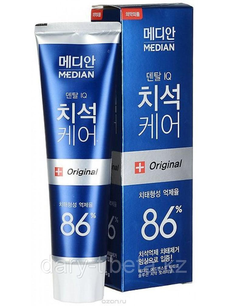 Amore Pacific Median+Original 86%-Зубная паста для бережного удаления зубного налета