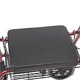 """Ходунки-роллаторы с сиденьем и корзиной  """"Armed"""" FS965LH, фото 4"""