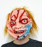Латексная маска на хэллоуин кукла Чаки 2