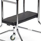 """Ходунки роллаторы с мягким сиденьем и опорой для локтей """"Armed"""" FS917L , фото 8"""