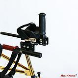 Ходунки для детей больных ДЦП HMP-KA 1200 с подлокотной опорой Мега-Оптим (высота 500 - 600 мм), фото 6