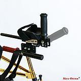 Ходунки для детей больных ДЦП HMP-KA 1200 с подлокотной опорой Мега-Оптим (высота 500 - 600 мм), фото 8