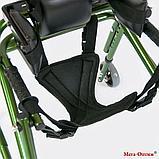 Ходунки для больных ДЦП  на 4-х колёсах HMP-KA 2200 с подлокотной опорой (высота 610-780 мм), фото 8