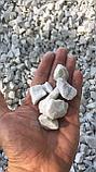 Белый мраморный щебень в мешках оптом и в розницу, фото 2