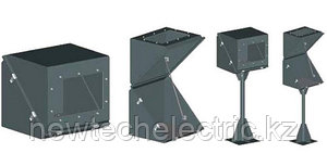 Коробки защитные взрывозащищенные диагональные серии КЗВД (кожухи)