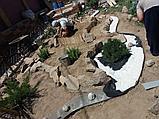 Галька (окатыш) белая мраморная от отечественного производителя по 20кг, фото 7