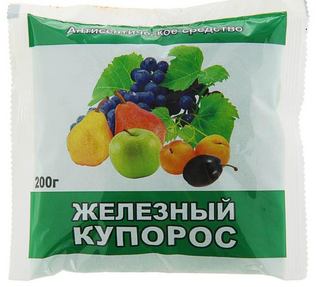 """Антисептик Железный Купорос """"Домен"""" пакет 200гр"""