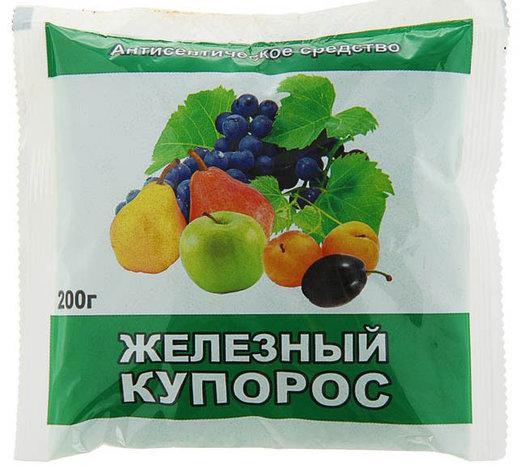 """Антисептик Железный Купорос """"Домен"""" пакет 200гр, фото 2"""