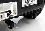 Электромобиль детский Ford LONG, черный, фото 7