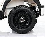 Электромобиль детский Ford LONG, черный, фото 8