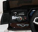 Электромобиль детский Ford LONG, черный, фото 9