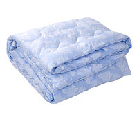 Одеяло стеганое из натуральной овечьей шерсти